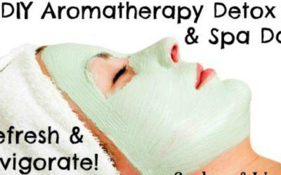Complete aromatherapy detox