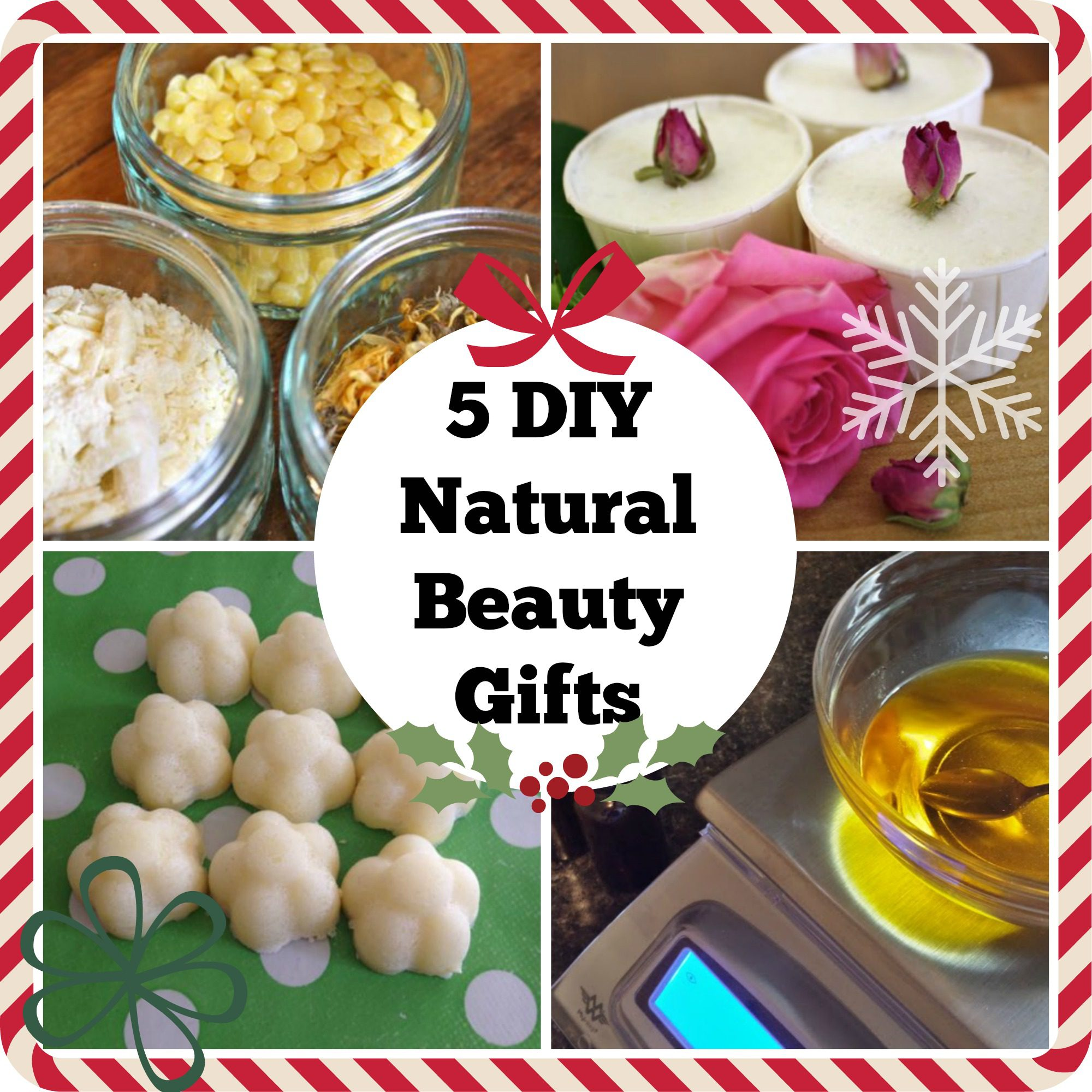 5 natural diy christmas present ideas your friends will love school of natural skincare