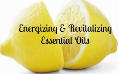 Energizing and revitalizing essential oils for spring