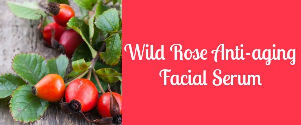 Wild Rose Anti-aging Facial Serum recipe