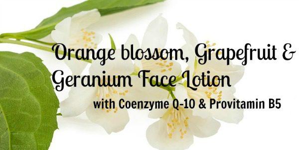 Facial Skincare Recipes