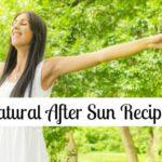 Natural after sun recipe