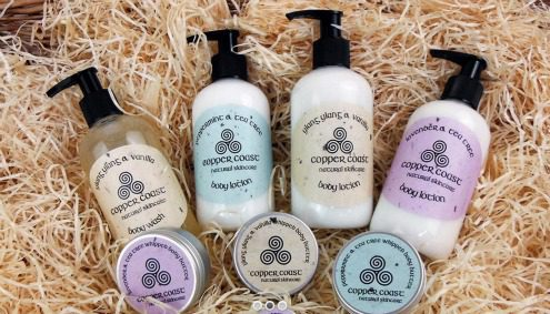 Student Success Story: Copper Coast Natural Skincare
