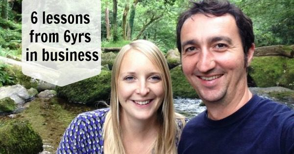 6 lessons from 6 years in business
