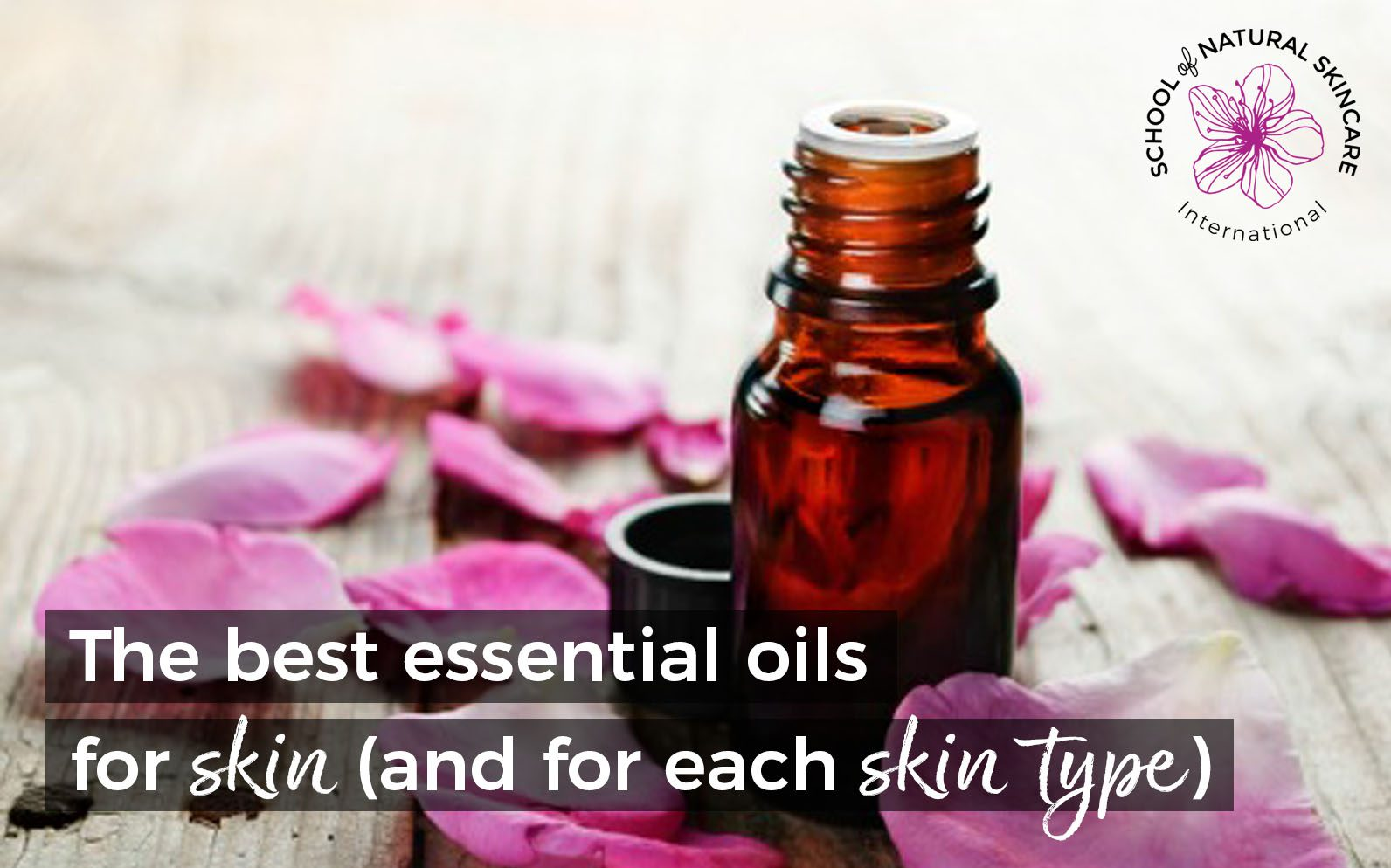 All Natural Skincare For Sensitive Skin The Best Essential Oils For Skin