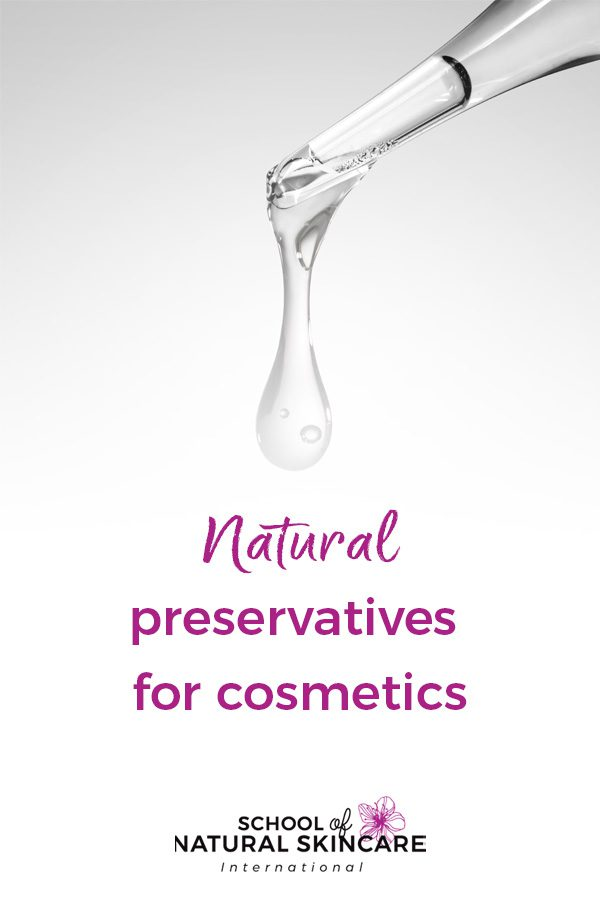 3 Natural preservatives for cosmetics Getting started Homepage Highlights Natural Skincare Ingredients