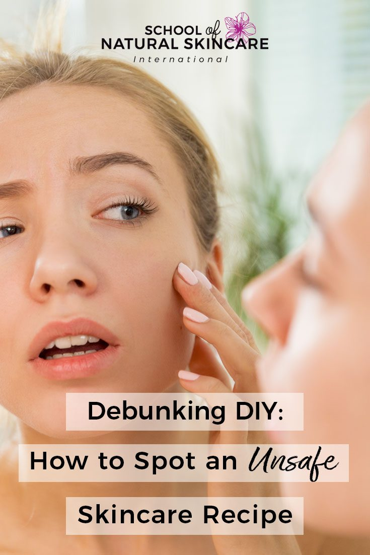 Debunking DIY: How to Spot an Unsafe Skincare Recipe Getting started