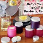 Simple DIY cosmetics to make at home with your kids Natural Bodycare recipes Natural Facial skincare recipes