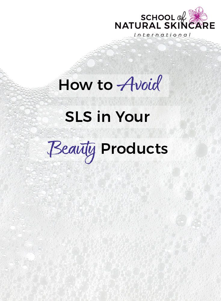 How to Avoid SLS in your Beauty Products (and what to use instead!) Haircare Formulation