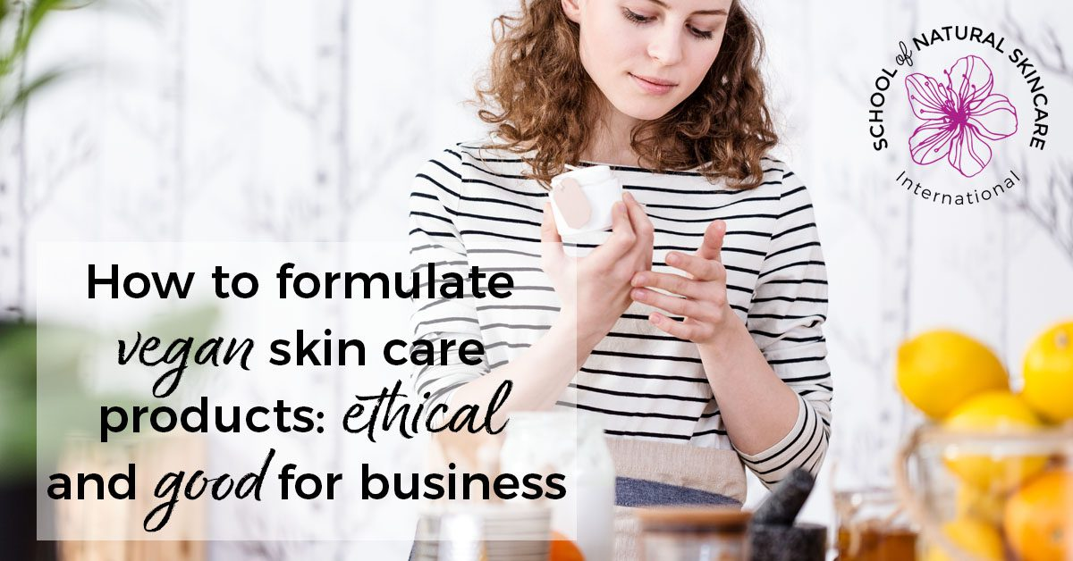 Making Natural Skin Care Products To Sell