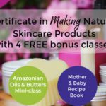 FAQs: Certificate in Making Natural Skincare Products