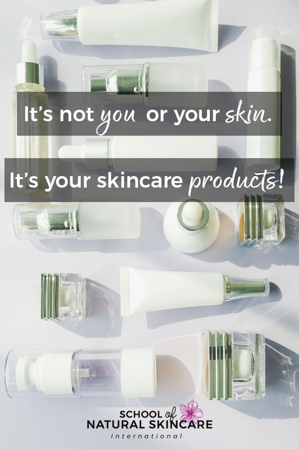 It's Not You or Your Skin, It's Your Skincare Products! Wellbeing