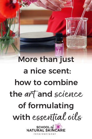 More Than Just a Nice Scent: How to Combine the Art and Science of Formulating with Essential Oils Essential oils Skincare Formulation