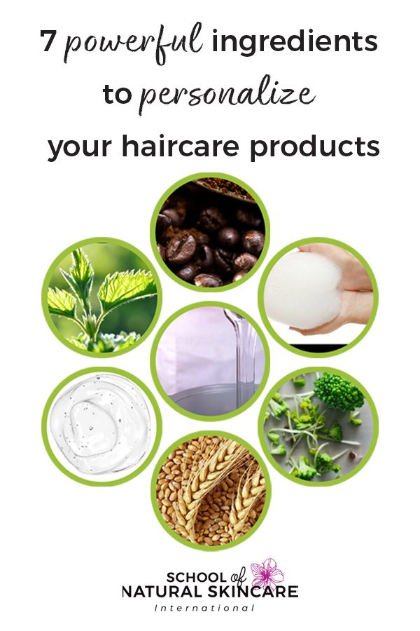 7 Powerful Ingredients to Personalize your Haircare Products Haircare Formulation