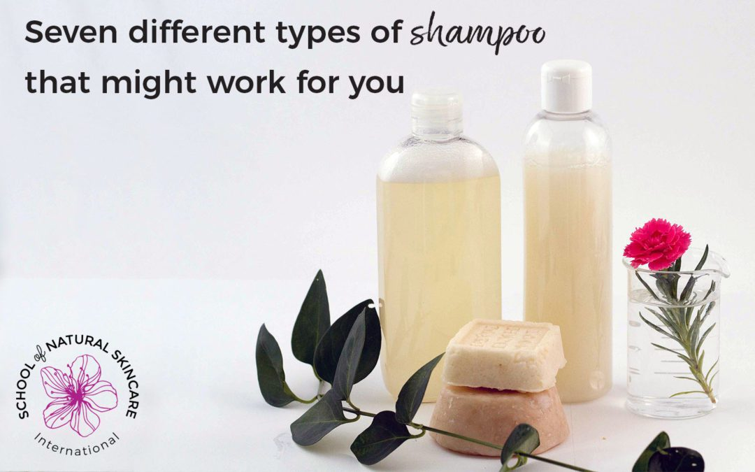 Clarify your Shampoo Knowledge: Seven Different Types of Shampoo that Might Work for You