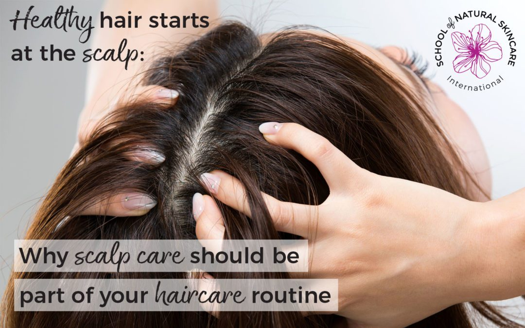 Healthy Hair Starts At The Root: Why Scalp Care Should be Part of Your Haircare Routine