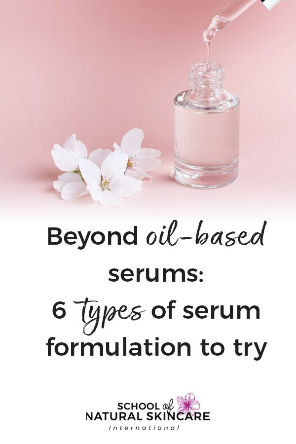 Beyond Oil-based Serums: 6 Types of Serum Formulation to Try Skincare Formulation