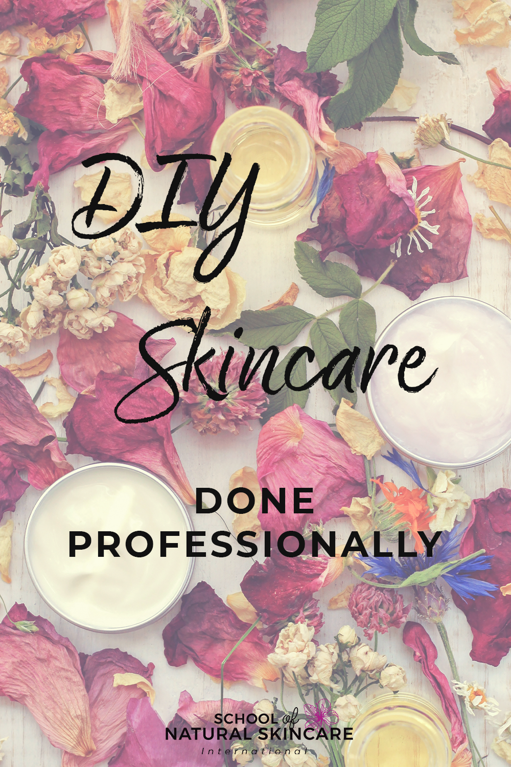 DIY Skincare Done Professionally Getting started