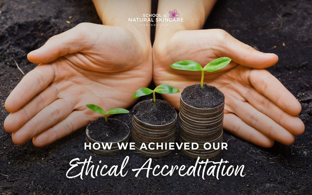 How we achieved our Ethical Accreditation