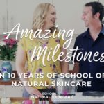 How One Natural Beauty Entrepreneur Launched Her Dream Business with School of Natural Skincare Business Student success stories