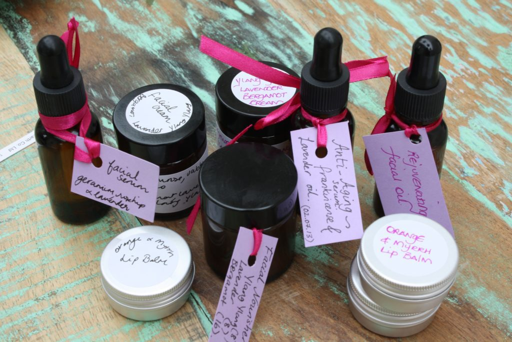 Gail's leap of faith: How the School of Natural Skincare began Behind the scenes