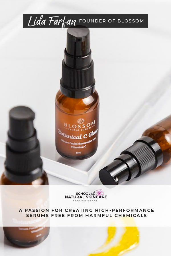 A passion for creating high-performance serums free from harmful chemicals Student success stories