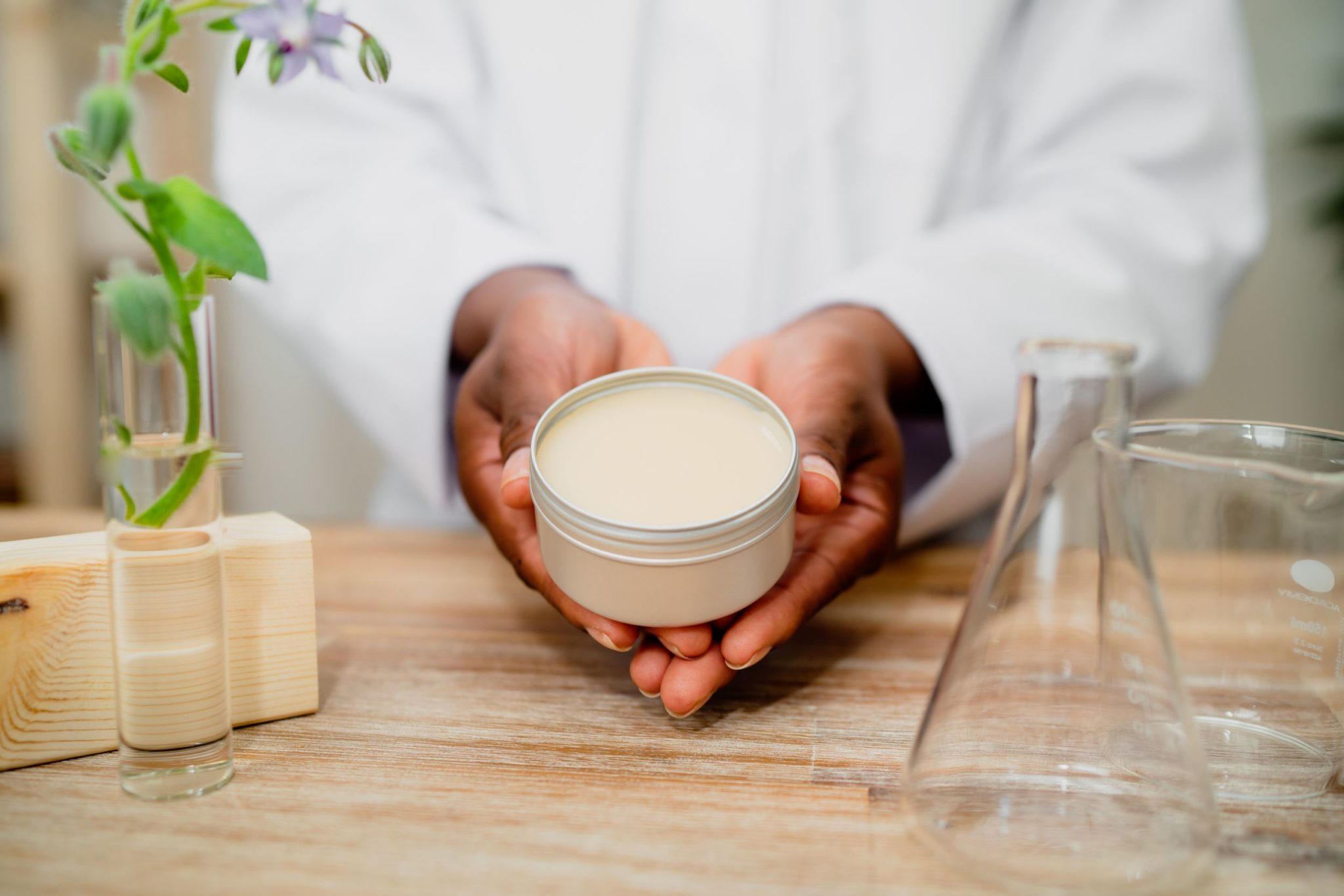 How do You Know What Ingredients and Their Quantities to Use in a Natural Skincare Recipe? Getting started