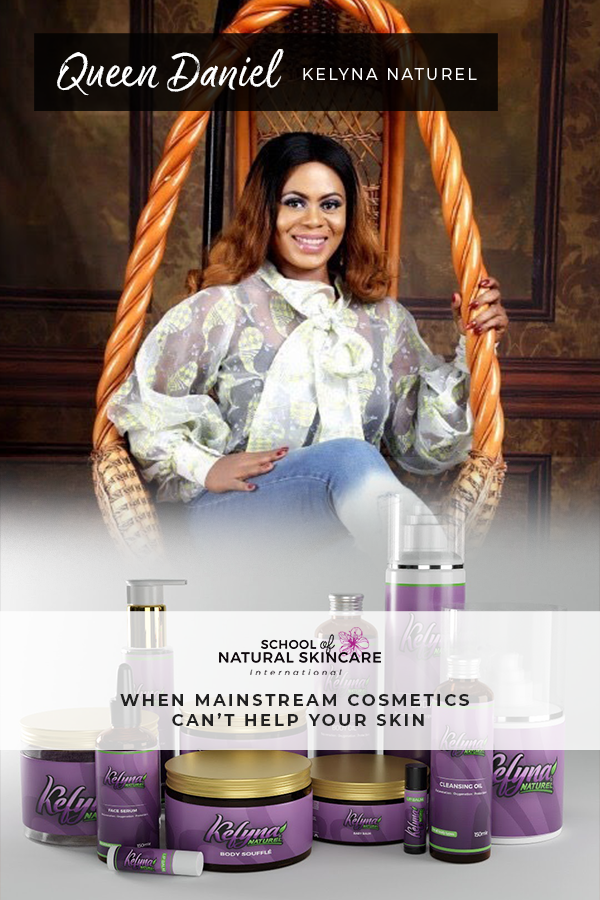 When Mainstream Cosmetics Can't Help Your Skin Student success stories