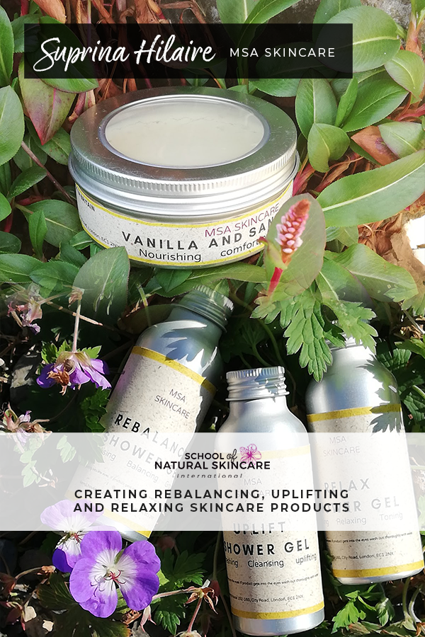 A Mother's Personal Quest for Truly Natural Skincare Student success stories