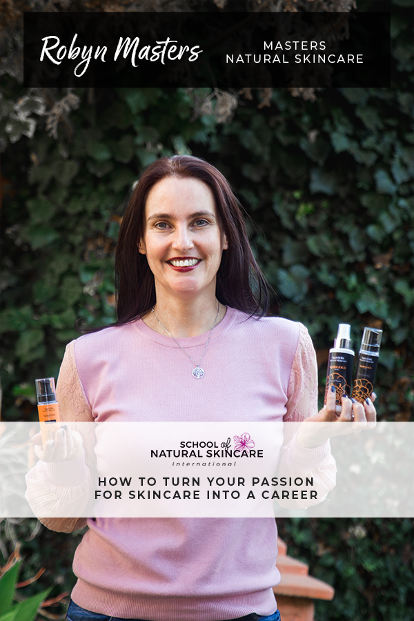 How To Turn Your Passion for Skincare Into a Career Student success stories