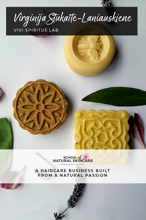 A Haircare Business Built from a Natural Passion Student success stories