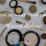 How to make a Detoxifying Clay Face Mask Natural Facial skincare recipes